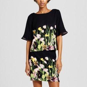 NEW Victoria Beckham for Target Floral Blouse